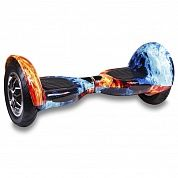 "Гироскутер Smart Balance U8 Tao Tao APP: 10"", 700W, до 120 кг, батарея Samsung™  - Fire and Ice"