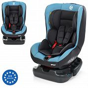 Автокресло EL Camino INFANT BLUE SHADOW ME 1010: группа I - СЕРО-ГОЛУБОЕ
