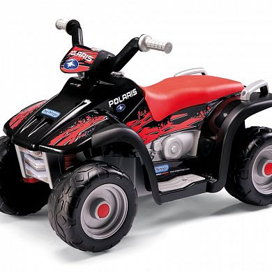 Детский трицикл Peg Perego Polaris Sportsman 400: 6V, 50W, 4 км/ч (ED 1106)