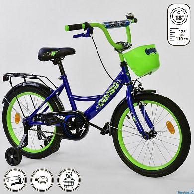 Детский велосипед 18 дюймов Corso