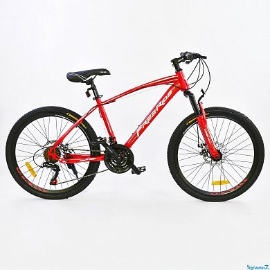 Спортивный велосипед с диаметром колес 24 дюйма Corso