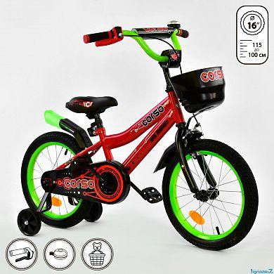 Велосипед Corso 16 дюймов