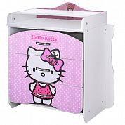 "Комод ""Hello Kitty"" VIVAST MV-910-16: РОЗОВЫЙ"