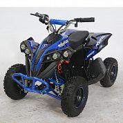 Квадроцикл PROFI HB-EATV 1000Q-4ST: 1000W/48V, MP3 - СИНИЙ АВТОПОКРАСКА