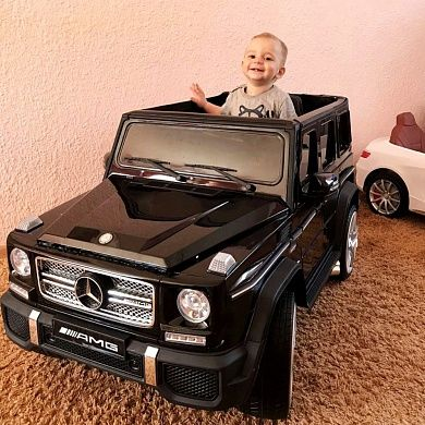 Электромобиль Mercedes G65 VIP