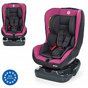 Автокресло EL Camino INFANT PINK SHADOW ME 1010: группа I - СЕРО-РОЗОВЫЙ
